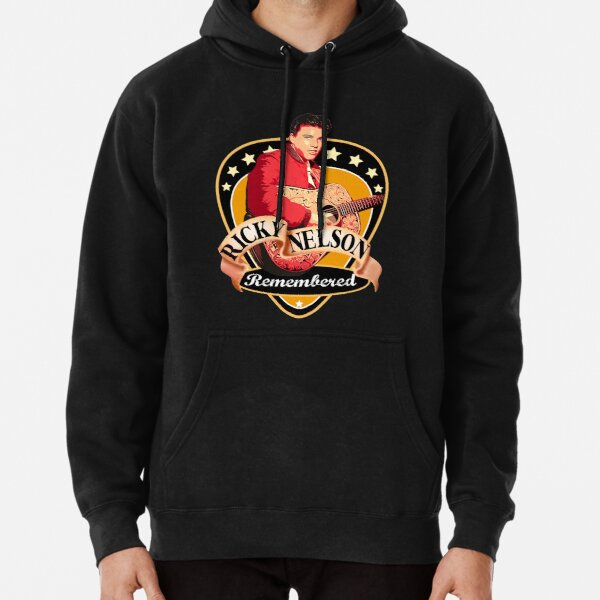 Remembered Ricky Nelson Pullover Hoodie