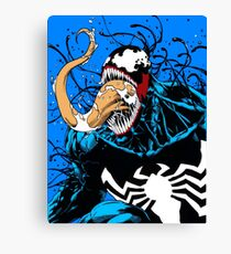 We are Venom Canvas Print