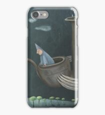 The Flying Machine iPhone Case/Skin