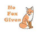 Kein Fuchs gegeben von kijkopdeklok