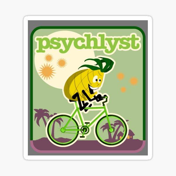 Psychlyst Sticker