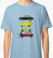 The Car's The Star: Britcoms Classic T-Shirt