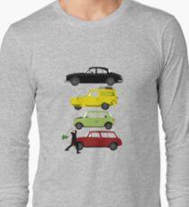 The Car's The Star: Britcoms Long Sleeve T-Shirt
