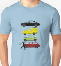 The Car's The Star: Britcoms T-Shirt