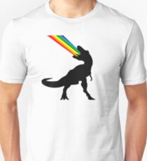 Rainbowsaurous Unisex T-Shirt