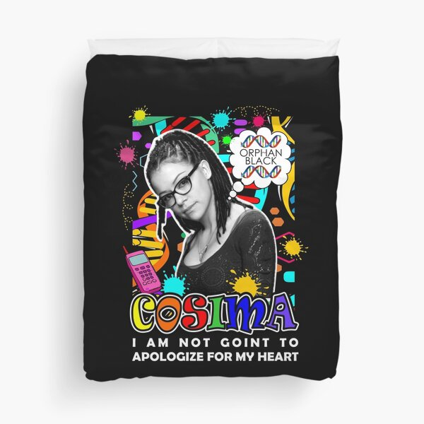Orphan Black Cosima Duvet Cover