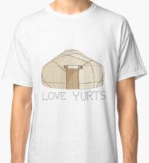 Liebes-Jurten Classic T-Shirt