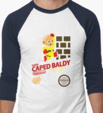 Super caped baldy Men's Baseball ¾ T-Shirt