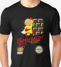 Super caped baldy Unisex T-Shirt