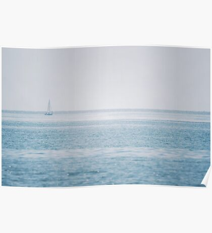 Shimmering Sea Poster