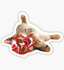 MFKITTY Sticker
