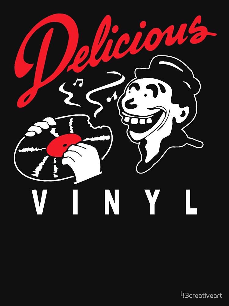 Delicious Vinyl | Unisex T-Shirt