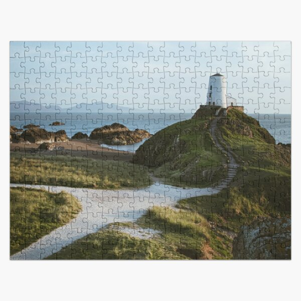 The Path to Tŵr Mawr Jigsaw Puzzle