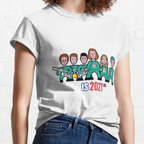Iceland 2021 Classic T-Shirt