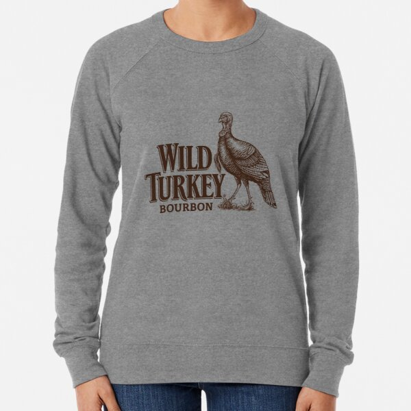 Drinks - Wild Turkey Bourbon Lightweight Sweatshirt