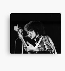 Phil Lynott in London Canvas Print