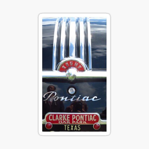 1950 Classic Car Sticker