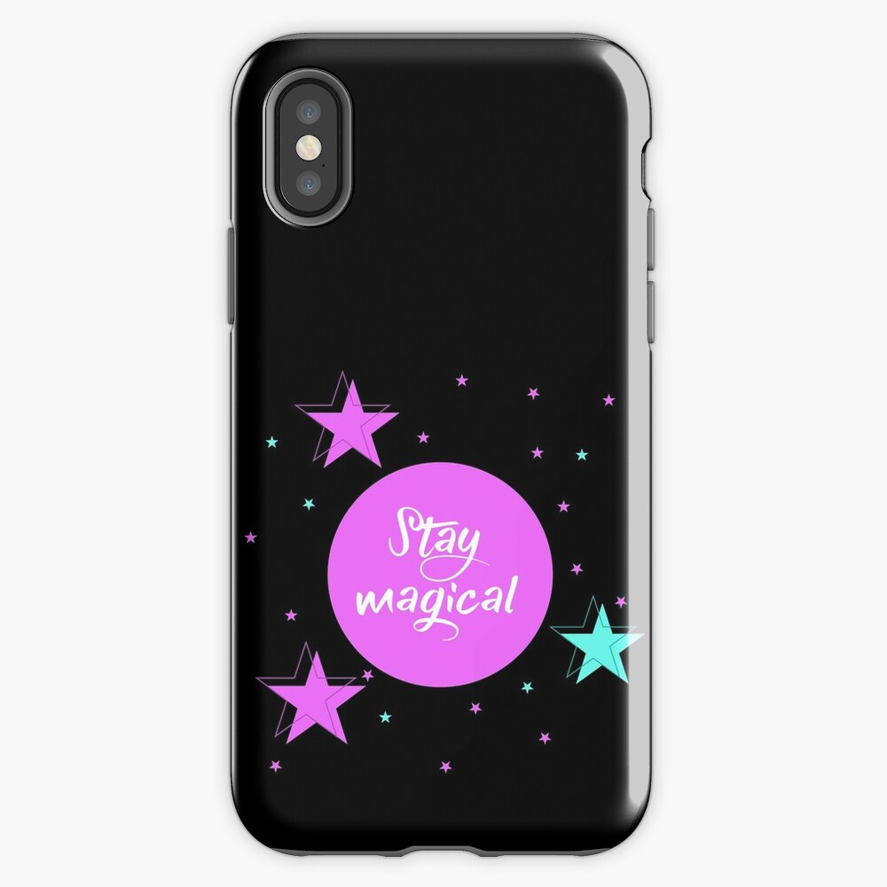 Stay Magical iPhone Case