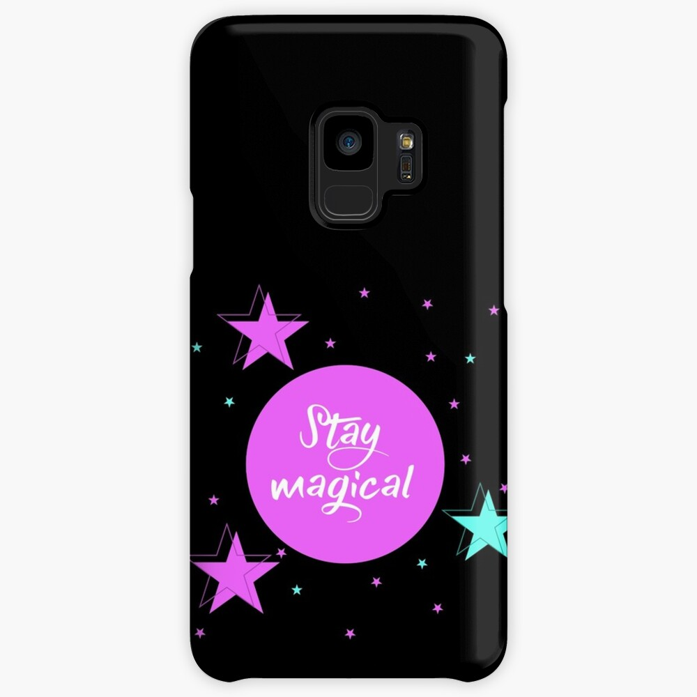 Stay Magical Case & Skin for Samsung Galaxy