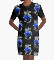 WIbbly wobbly timey wimey Graphic T-Shirt Dress