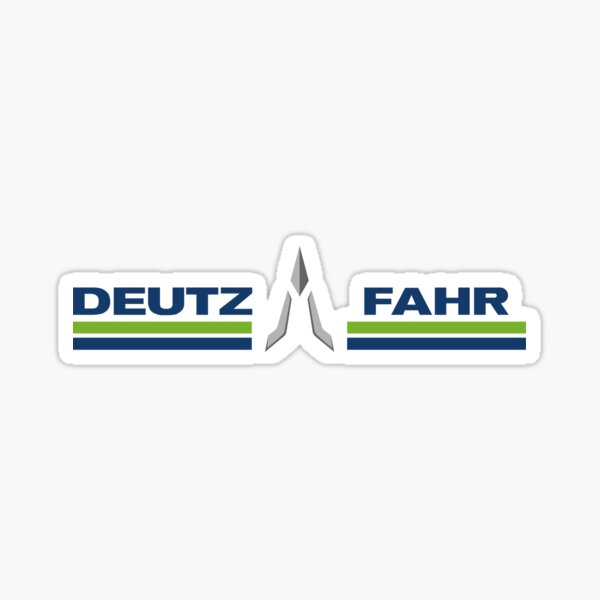 ORIGINAL Deutz Fahr Sticker