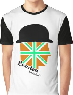London Gentleman by Francisco Evans ™ Graphic T-Shirt