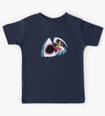 Camiseta para niños Surfear arriba