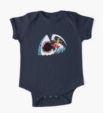 Surf's Up Baby Body Kurzarm