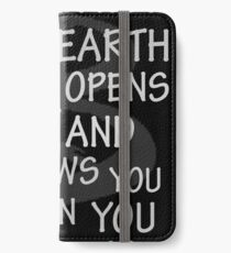 It's Funny how….  iPhone Wallet/Case/Skin