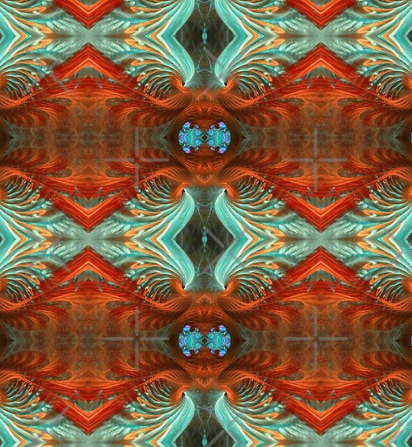 Fractal Seeds #011 by webgrrl