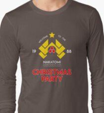 Nakatomi Corp Christmas Party 1988 T-Shirt T-Shirt