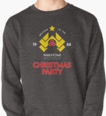 Nakatomi Corp Christmas Party 1988 T-Shirt Pullover