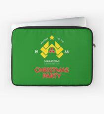Nakatomi Corp Christmas Party 1988 T-Shirt Laptop Sleeve
