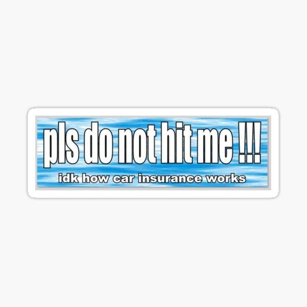 honest bumper sticker Sticker