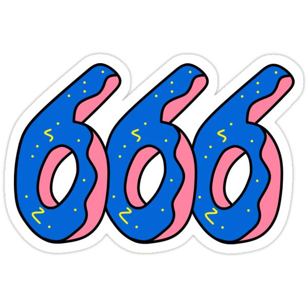 c4af2242126f 666 Doughnut invert