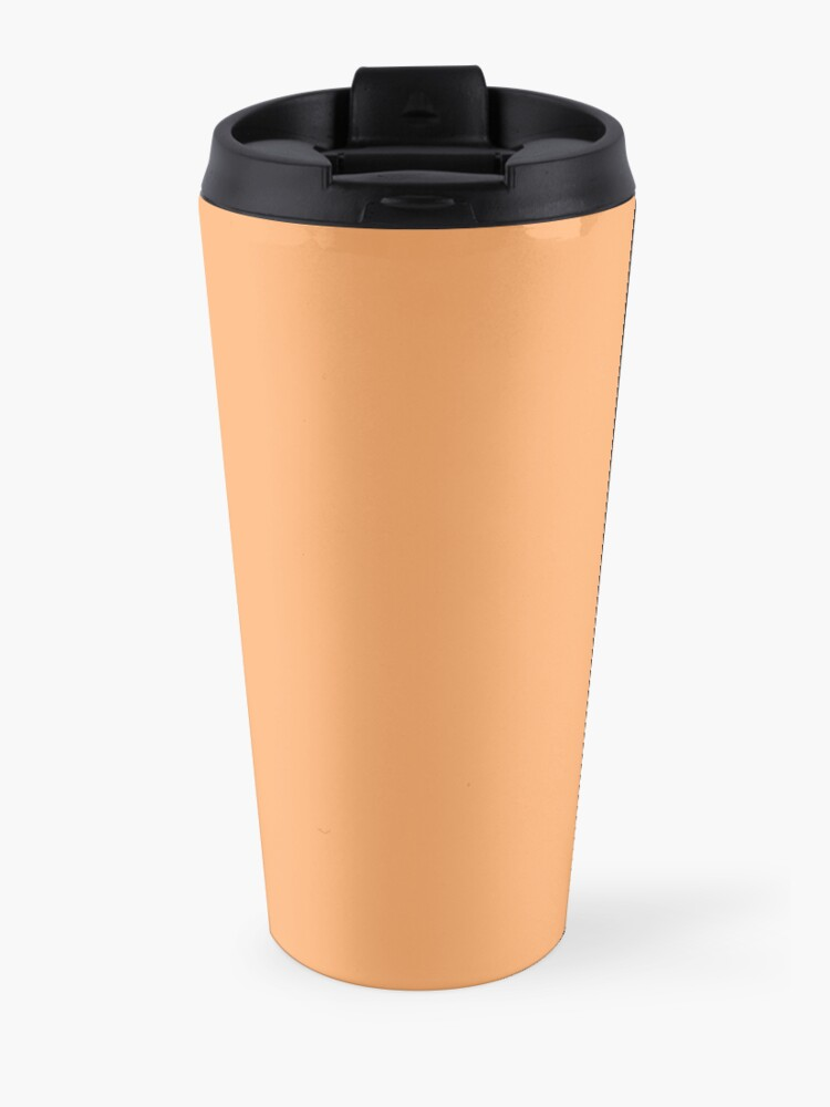 Alternate view of No Dust Left Behind Fun Cleaning Lady Gifts Travel Mug