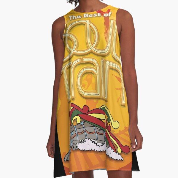 Best of soul train A-Line Dress