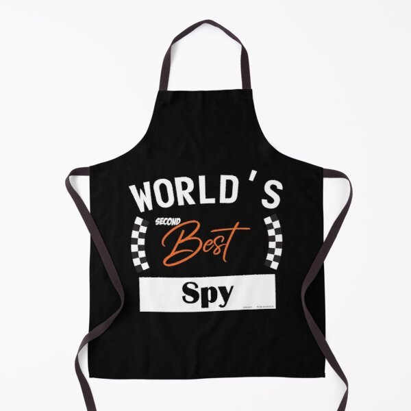 World's Second Best Spy | Roley Apron
