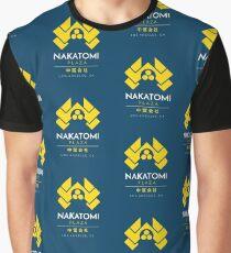 Nakatomi Plaza T-Shirt Graphic T-Shirt