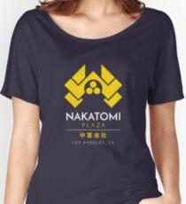 Nakatomi Plaza T-Shirt Women's Relaxed Fit T-Shirt