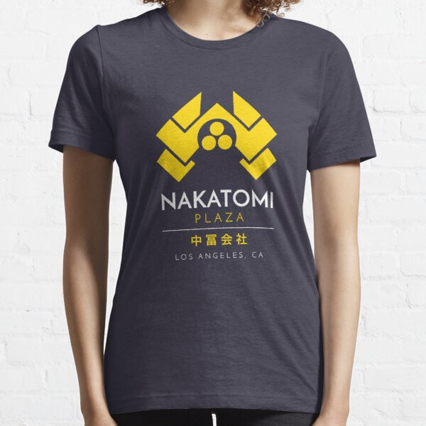 Nakatomi Plaza T-Shirt Essential T-Shirt