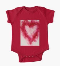 Happy Hearts - Won't You Be Mine?!? One Piece - Short Sleeve