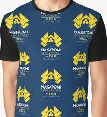 Nakatomi Corporation T-Shirt Graphic T-Shirt
