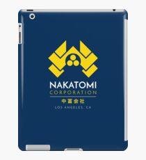 Nakatomi Corporation T-Shirt iPad Case/Skin