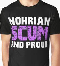 Nohrian Scum Ver. 5 Graphic T-Shirt