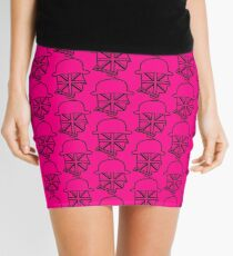 London Gentleman by Francisco Evans ™ Mini Skirt