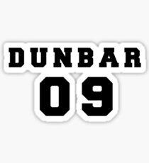 Dunbar Sticker