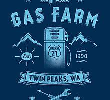 Big Ed's Gas Farm by heavyhand