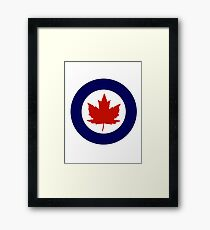 Royal Canadian Air Force Framed Print