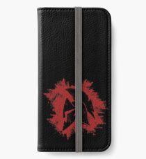 Spartan Dark Silhouette Logo iPhone Wallet/Case/Skin